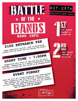 Do You Think You Could Win Battle Of The Bands?