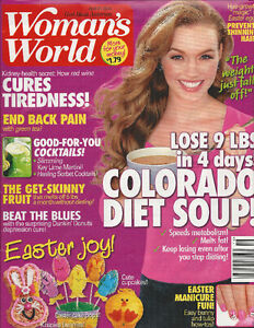 Looking to buy Woman's World Magazines:)