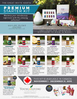 The Gift of Young Living Essential Oils