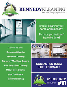 Kennedy Kleaning- Commercial & Residential - Hire Local Kingston Kingston Area image 5