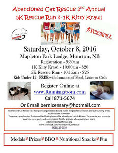 Rescue Run - fundraiser