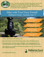 Hike With Your Furry Friends Fundraiser