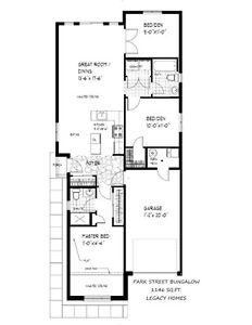 Legacy Homes - 3 Bed, 2 Bath Bungalow in Amherstview
