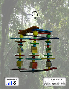 +++ BUDGIES AND OTHER SMALL PARROTS TOYS +++