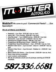 MONSTER AUTO GLASS