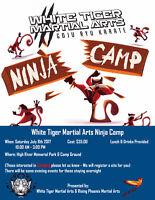 Ninja Camp 2017