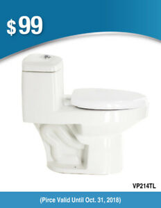 New Arrival SALE!!!Fully Concealed Trapway Toilet From$99!!!
