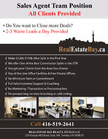 Are you a Licensed Realtor looking for Clients? We provide them
