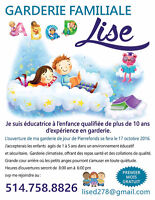 Lise's Home Daycare