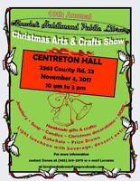 10th Annual Christmas Arts & Crafts Show