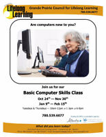 Basic Computer Skills training