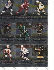 2006-07 Upper Deck Black Diamond Hockey Cards