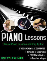 Music Theory + Play By Hearing