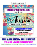 VENDORS WANTED SHOW AUG 13, 2016