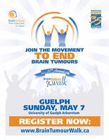 11th Annual Guelph Brain Tumour Walk