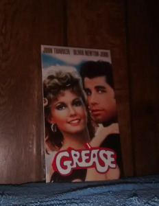 Grease VHS - New