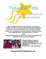 Expressive Arts Program for Toddlers