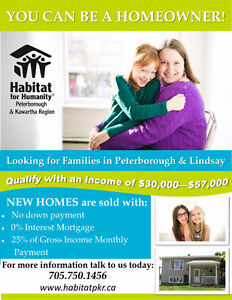 OWN YOUR OWN HOME!