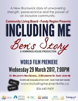 INCLUDING ME, Ben's Story