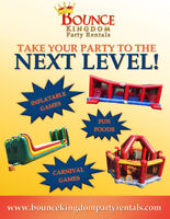 New Year New Inflatable Game rentals for events in New Brunswick
