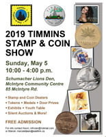 Coin and Stamp Show 2019