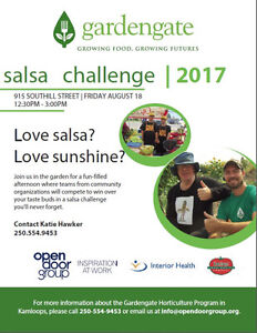 Gardengate hosts its 14th Annual Summer Salsa Challenge!