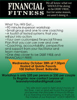 Pay yourself first : Financial workshop