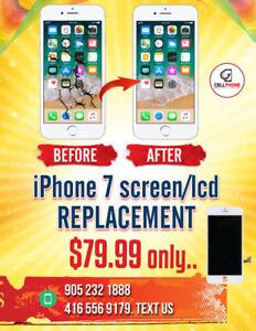 iPhone screen lcd/digitizer $79.99