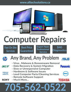 Computer Repairs | Web Design | IT Support | Data Backup  & More
