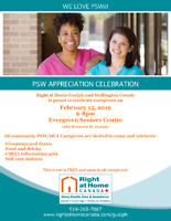 PSW Appreciation Celebration