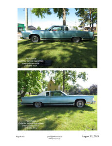 1979 LINCOLN AVAILABLE UNTIL SATURDAY AUG 17TH!