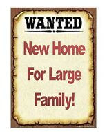 Large Family Is Looking For Their Future Home