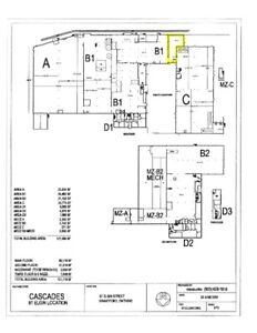 2400 Sqft Industrial Warehouse Space for Rent