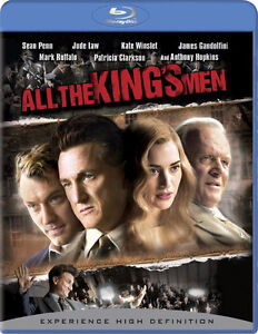 All the Kings Men Blue Ray