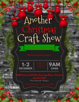 Another Christmas Craft and Vendor Show