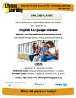 English Language Courses - Different Programs for all Levels