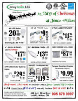 ^^MARK DOWN PRICES on all LED POTLIGHTS~ Christmas Special!!