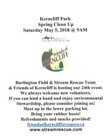 Kerncliff Spring Clean Up