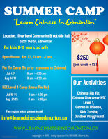 Chinese Language -Learn Chinese in Edmonton