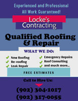 NEED YOUR ROOF Re-DONE?