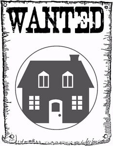Wanted - 2 Bdrm House or Semi in Downtown Area