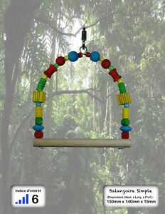 +++ BUDGIES AND OTHER SMALL PARROTS CAGE ACCESSORIES +++