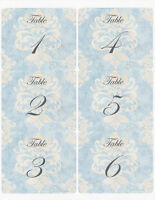 DIY/Budget Wedding Table Numbers, Games ect .....