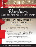 Christmas Shopping Event