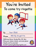 Learn to Skate - Come Try Ringette
