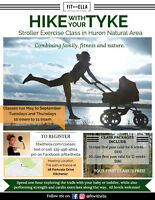 Hike with your Tyke - Stroller Fit Class