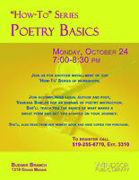 How-To Workshop Series: Poetry Basics