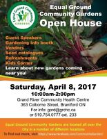 Vendors Wanted - Equal Ground Community Garden Open House