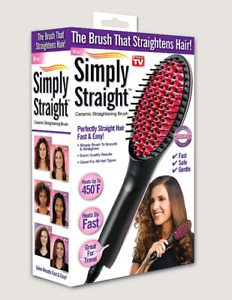 *BRAND NEW* hair straighten brush