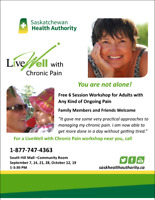 Chronic Pain and Chronic Conditions Workshops
